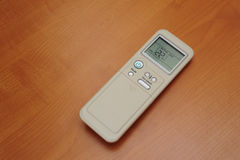Air Conditioner Remote Control Stock Photography