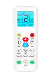 Air conditioner remote control Royalty Free Stock Images