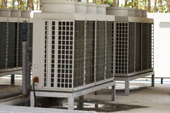 Air conditioner. Royalty Free Stock Photos