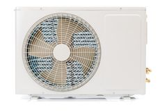 Air conditioner unit Royalty Free Stock Photography