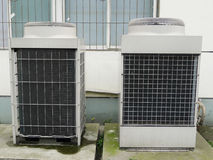 Air Conditioner Unit Stock Images