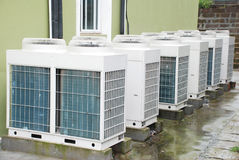 Air Conditioner Unit Stock Photos