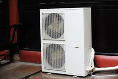 Air Conditioner Unit Royalty Free Stock Images