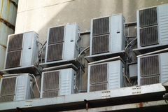 Air Conditioner Unit Royalty Free Stock Photo