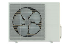 Air conditioner unit Royalty Free Stock Photos