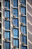Air Conditioners Stock Image