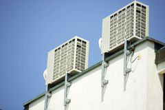 Free Air Conditioning Royalty Free Stock Image - 2474886