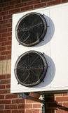 Air Conditioning. An Air Conditioning Unit royalty free stock photo