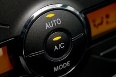 Air conditioning Stock Photography