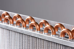 Air Conditioning Components Royalty Free Stock Photo