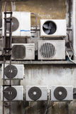 Air conditioning compressor Stock Photos