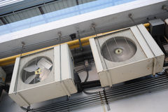 Air conditioning conditioner Stock Photography