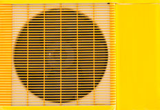 Air conditioning fan Royalty Free Stock Photography