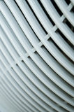 Air conditioning grid Stock Image