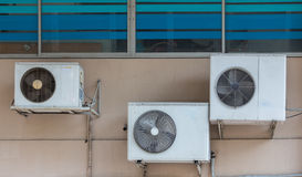 Air conditioning Royalty Free Stock Images