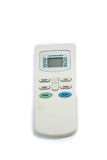 Air conditioning remote control Stock Images