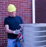 Air Conditioning Repairman Services HVAC Unit.