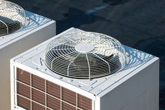Air conditioning system stock images