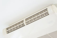 Air conditioning system Royalty Free Stock Photos