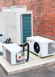 Air Conditioning Unit Stock Photography