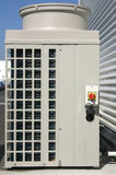 Air conditioning unit. From Europe Royalty Free Stock Images