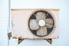 Air conditioning unit Stock Photos