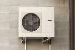 Air conditioning units Royalty Free Stock Photography