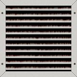 Air conditioning vent Royalty Free Stock Image