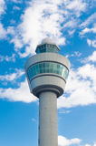 Air control tower Royalty Free Stock Images
