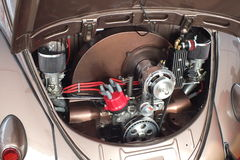 Air cooled Engine Royalty Free Stock Photography