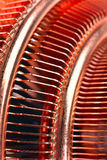 Air cooling system Royalty Free Stock Images