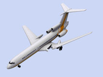 Air-crash Stock Image