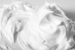 Air cream Royalty Free Stock Photography