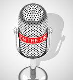 On the air Royalty Free Stock Image