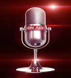 ON AIR Royalty Free Stock Image