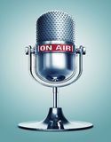 On air Royalty Free Stock Photo