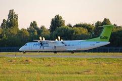 Air de Havilland baltique DHC-8 Photographie stock libre de droits