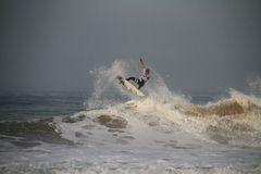 Air de John John Florence Photo stock