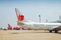 AIR de NOK d'avion Photo libre de droits