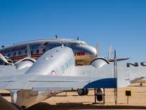 Air de Pima et musée d'espace Photo stock
