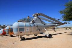 Air de Pima et musée d'espace Images stock