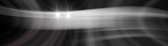 Air de tourbillonnement de fond avec l'étoile Photographie stock