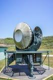 Air defence radar Stock Image