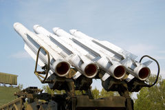 Air defense Royalty Free Stock Photos