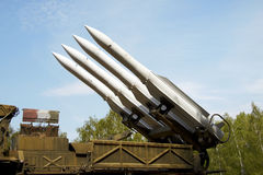 Air defense Stock Images