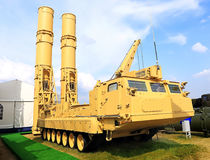Air defense complex C 300 Royalty Free Stock Images