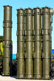 Air defense complex C 400 Royalty Free Stock Images