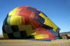 air den varma ballongen Royaltyfria Foton