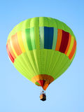 air den varma ballongen Arkivbild