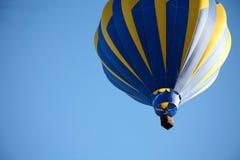 air den varma ritten för ballongen Arkivbild